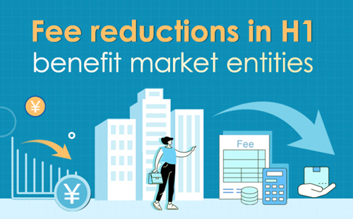 Fee reductions in H1 benefit market entities