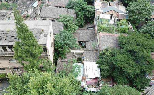 Hangzhou protects historic buildings with digital means