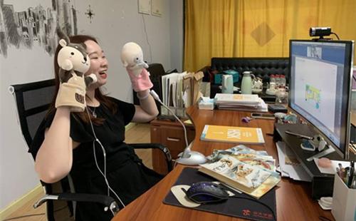 Ningbo native sets up online Chinese learning platform