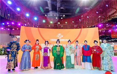 Zhejiang TV works exporter attends CIFTIS