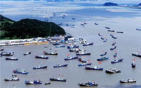 Zhejiang adjusts coastal sailing routes for better navigation