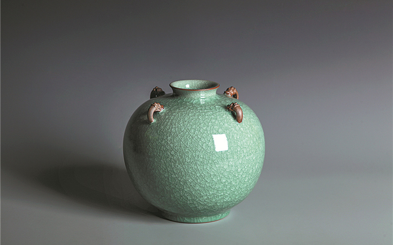 Creating tradition with a glaze of modernity
