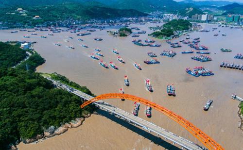 Annual fishing season festival opens in Xiangshan tomorrow