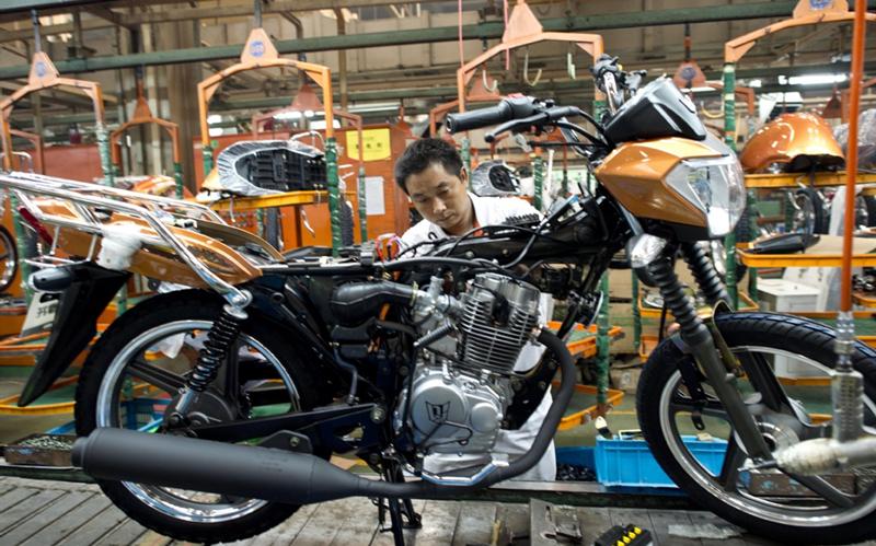 QJiang, Harley announce JV plan
