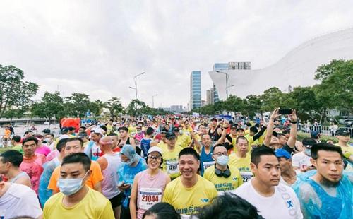 Registration for 2021 Zhoushan Islands Marathon opens