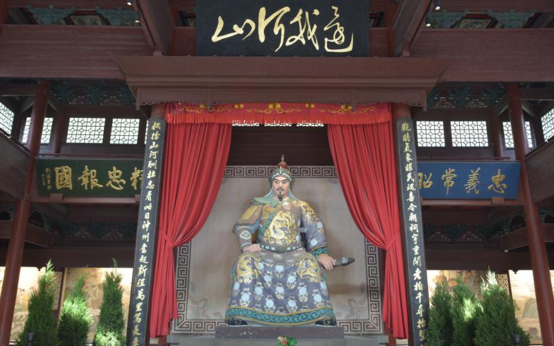 Hangzhou a historic sanctuary of patriotism