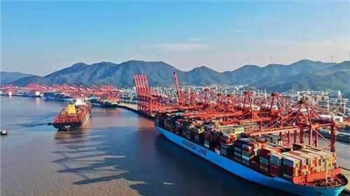 Foreign trade totals $468b in first three quarters