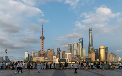 A look at China's economy in first three quarters