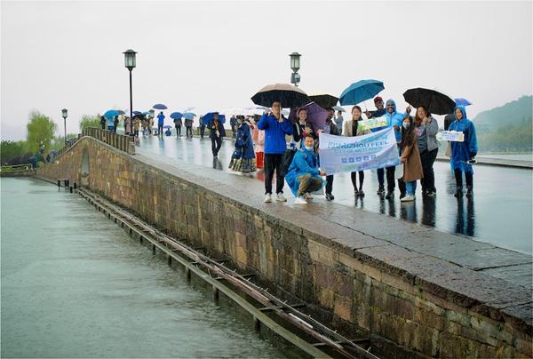 Hangzhou's wetland biodiversity, beauty bring expats together