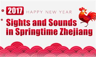 Spring Festival 2017 in Zhejiang