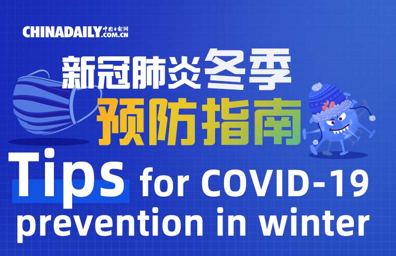 Tips for COVID-19 prevention in winter