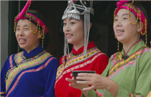 Folk song of the She ethnic group