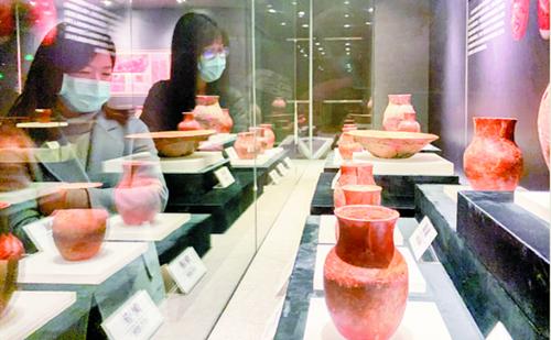 Zhejiang Provincial Museum spotlights Shangshan culture