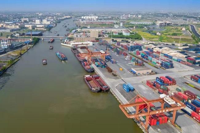 Jiaxing Port ranks 91st worldwide in 2020