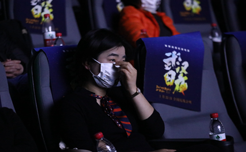 Documentary 'Days and Nights in Wuhan' screened in Hangzhou