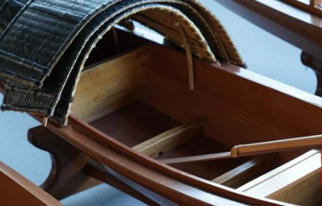 Entrepreneur aims to revive traditional shipbuilding