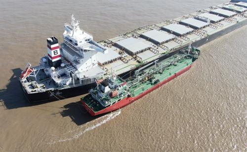 Zhejiang FTZ sees prosperous oil, gas industry
