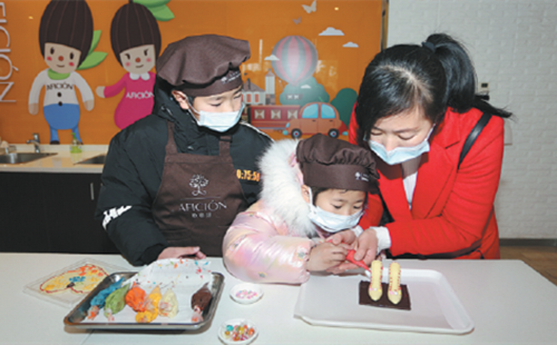 Chinese chocolate village reaps sweet success