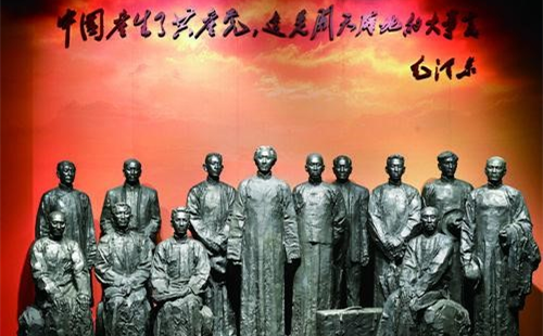 Red Boat Sails exhibition kicks off in Jiaxing