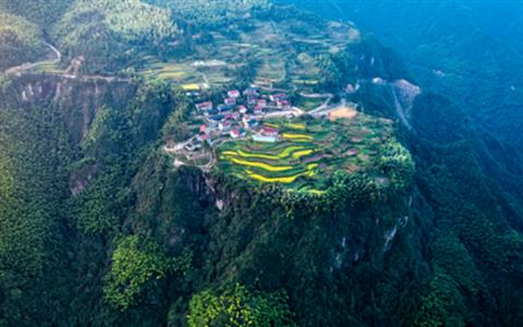 Four Zhejiang villages named national geological culture villages