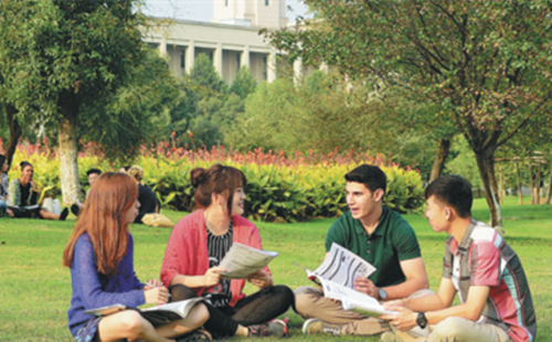Intl education programs offered on Zhejiang campuses
