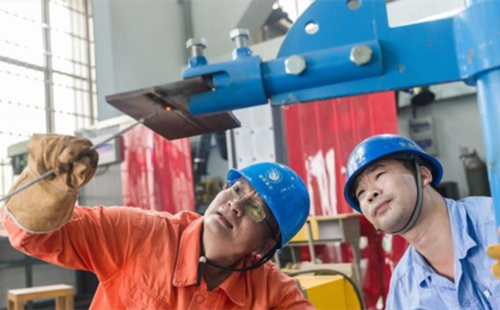 Skilled workers benefit from favorable policies