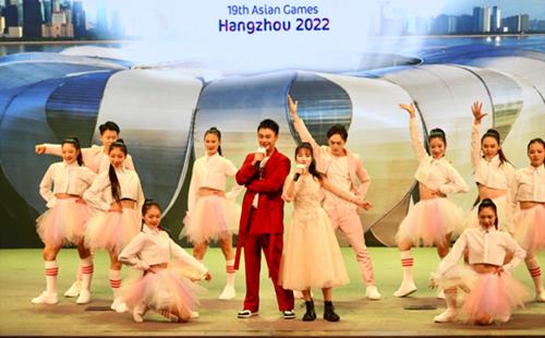 Asian Games on tour: Hangzhou meets Chengdu