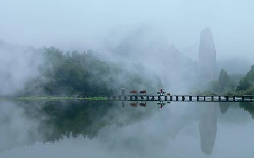 Video: Explore natural and cultural wonders in Jinyun
