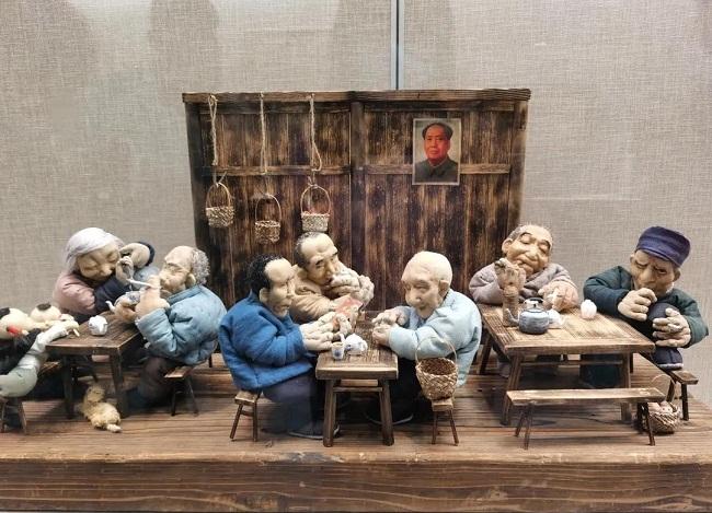 110 handiworks to be displayed at Jiaxing Museum