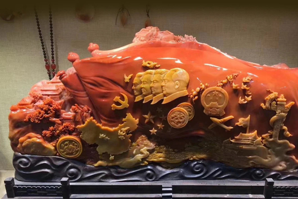 Lishui holds folk art exhibition to mark CPC centenary