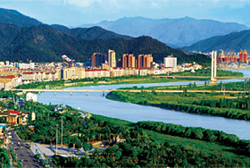 Shangyu district