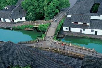 In pics: Shaoxing Bazi Bridge