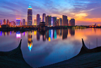 In pics: Shaoxing Didang New City