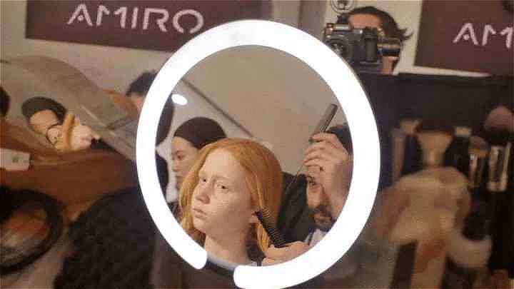Makeup mirror by Shaoxing designer goes viral online