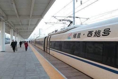 Zhuji-Hangzhou bullet train resumes operation