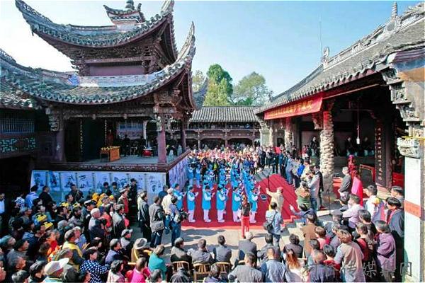Shun Temple Fair