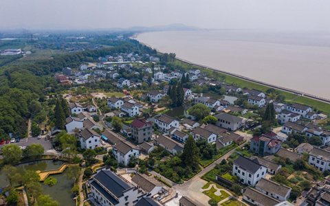 China issues guideline on green development in urban, rural areas