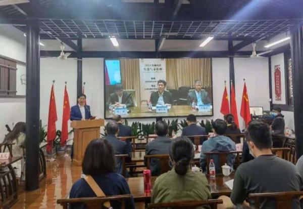 Shaoxing memorializes Lu Xun, Bernard Shaw meeting