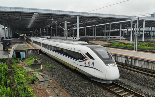 Shaoxing-Ningbo inter-city trains offer mobile payments