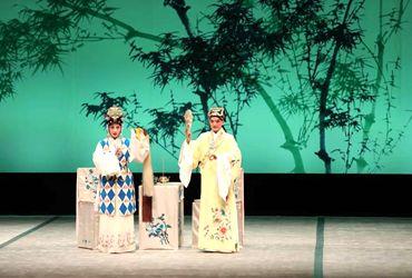 Southern opera festival kicks off in Wenzhou