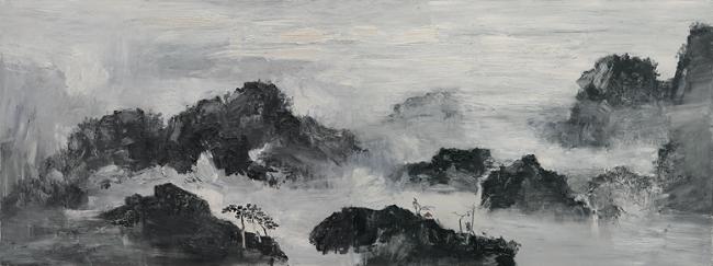 徐里《大象云析万物》布面油画.png