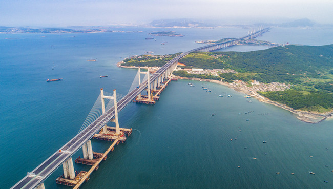 Fujian significantly improves transport infrastructure