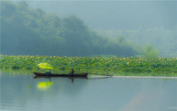 Photos capture beauty of Fujian's Futun River