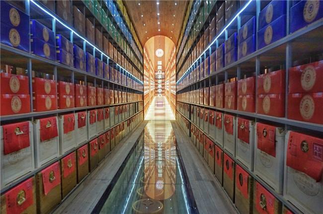 Fujian firm shows off China's first 'tea cellar'