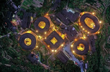 Rural dwellings stand as proud legacies in Fujian
