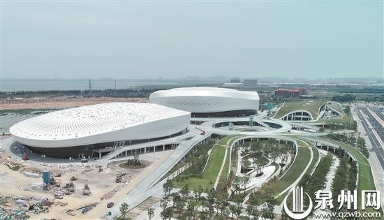 Sports venues for 2020 Gymnasiade complete construction