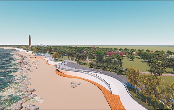 New park in Quanzhou to start construction