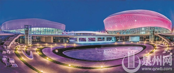 Jinjiang sports center to open on Oct 1