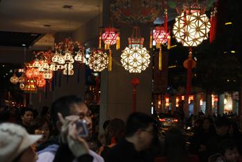 Quanzhou festive lanterns