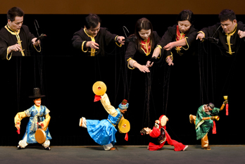 Quanzhou puppetry